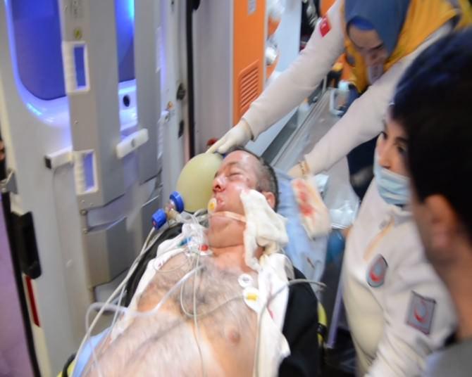 Fenerbahçe Otobüsüne Saldırı (2)