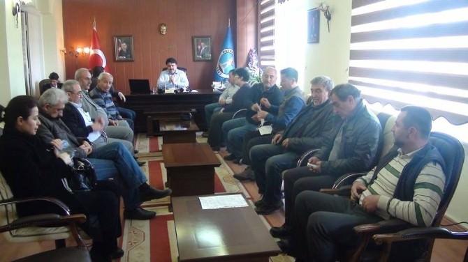 Havran Belediye Meclisi Toplandı