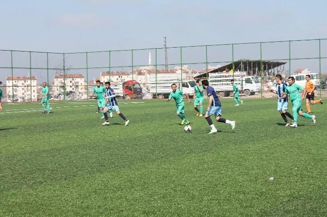 1. Amatör Küme Play-off İlk Maçında Gülen Taraf Demirspor Oldu
