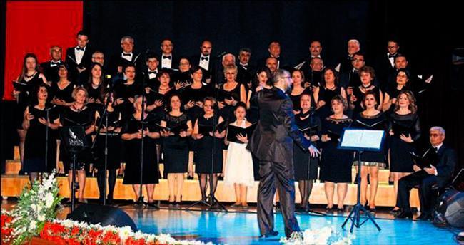 Fasl-ı Bahar Konseri ile duygu dolu anlar yaşandı