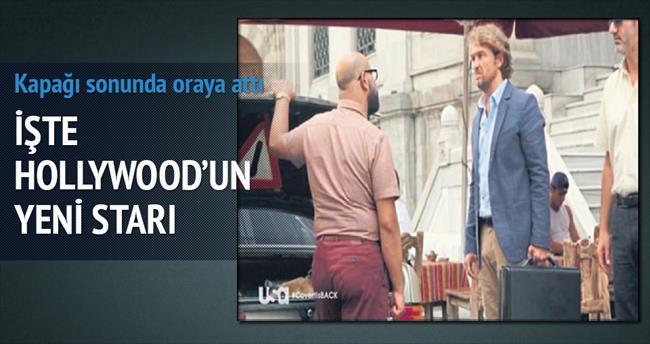Amerikan dizisinde bir Türk oyuncu