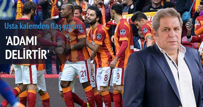 Usta yazarlar Galatasaray - Karabükspor maçını yorumladı