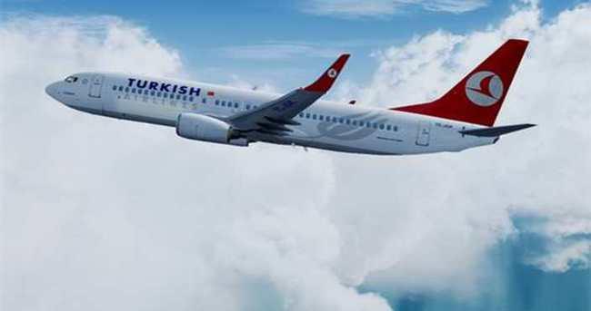 230 vatandaşımız THY uçağıyla yurda getirildi