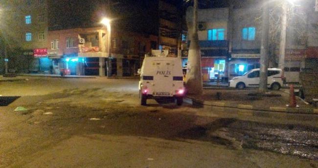 Diyarbakır'da korku dolu anlar