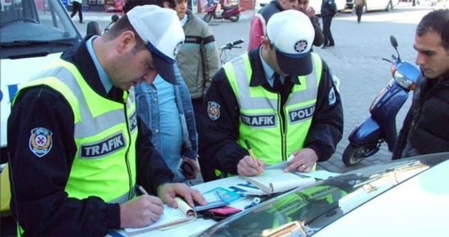 Trafik Cezası Öğrenme ve Ödeme İşlemi