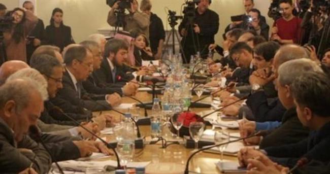 Moskova'da Suriye zirvesi