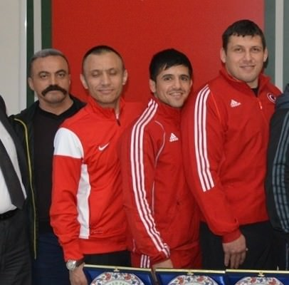 Uluslararası Grekoromen Güreş Turnuvasında Kayseri Şekerspor Güreşçisi Altın Madalya Kazandı