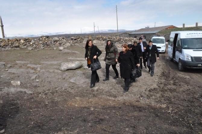 Arpaçay Daire Amirleri Akçakale Köyünde