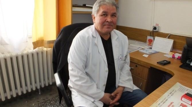 Burhaniye Devlet Hastanesine Yeni Üroloji Uzmanı