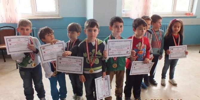 Bozüyük'te Bahar Satranç Turnuvası