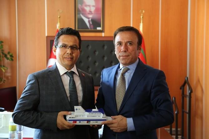 Başkan Genç'ten Mavi Marmara Teşekkürü