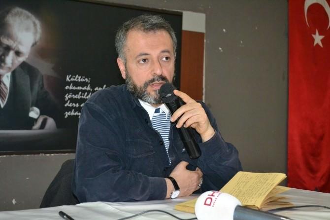 Edirne'de Tartışmalara Konu Olan Hikaye Kitaplarının Yazarı Konuştu