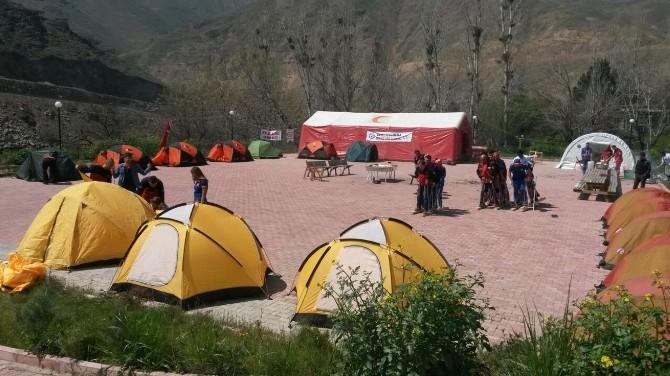 UMKE Tatbikatı Elazığ'da Başladı