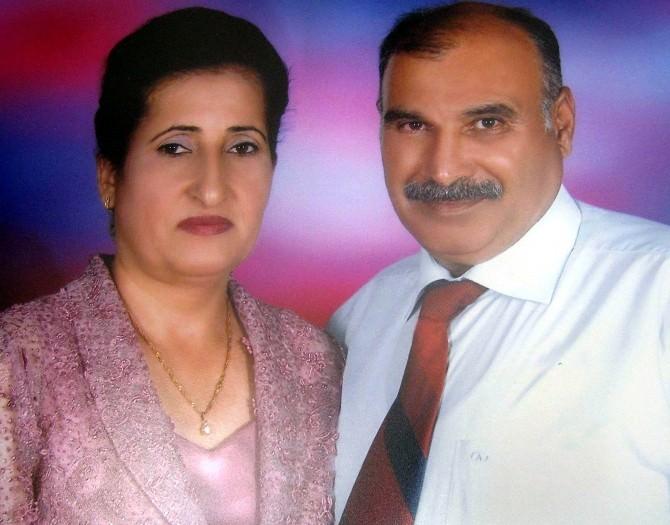 Hataylı Çift Gurbette Kazada Öldü
