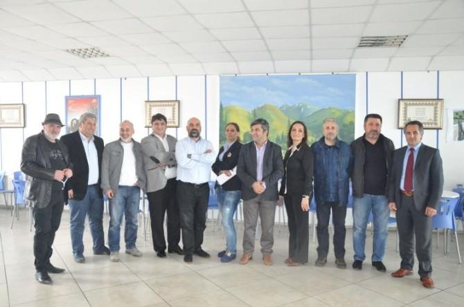İstanbul'da, Erzurum Medya Sanat Derneği Kuruldu