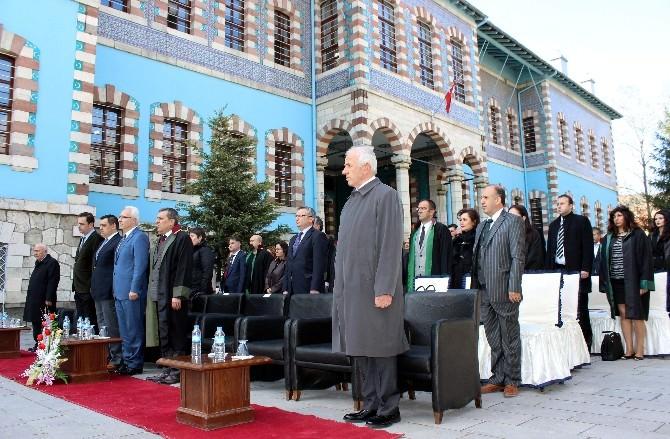 Kütahya'da Avukatlar Günü Kutlandı