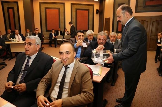 Melikgazi Belediyesi Meclis Görev Dağılımı Yapıldı