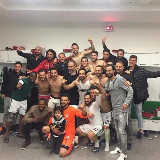 Torku Konyaspor Seriye Bağladı