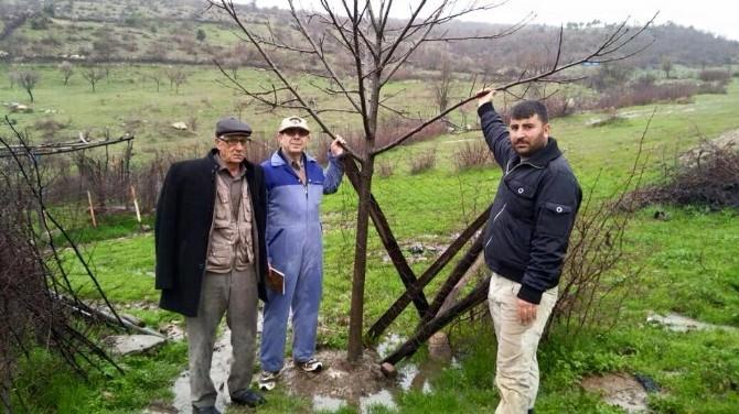 Çiftçilere Organik Tarım Eğitimi