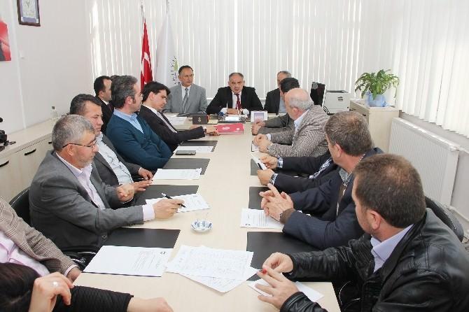 Yahyalı Belediyesi Nisan Ayı Meclisi Yapıldı
