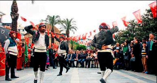 Osmanlı Ocakları Antalya'da açıldı