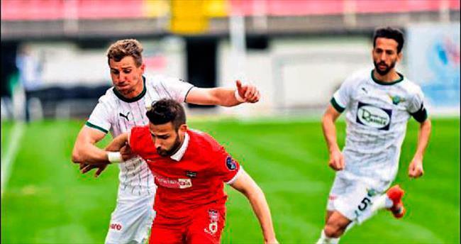 Gaziantepspor yarıştan kopuyor