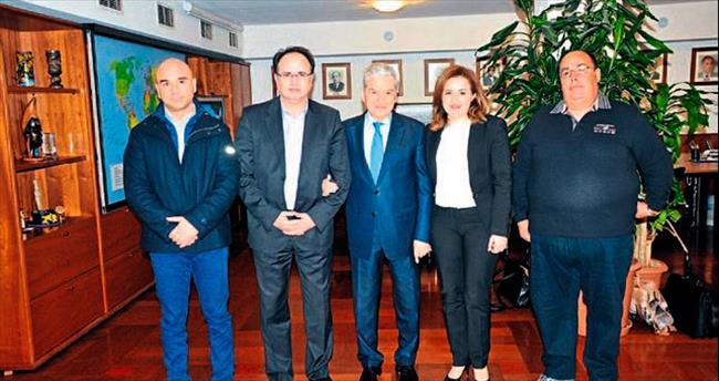 Turizm ve ticaretin yeni rotası Volos