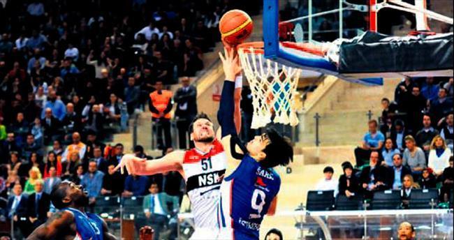 Eskişehir Basket'ten Anadolu Efes'e sürpriz