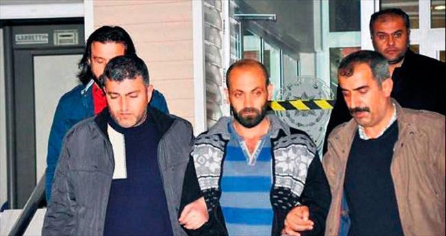 Kar maskeli cinayetin zanlısı damat çıktı