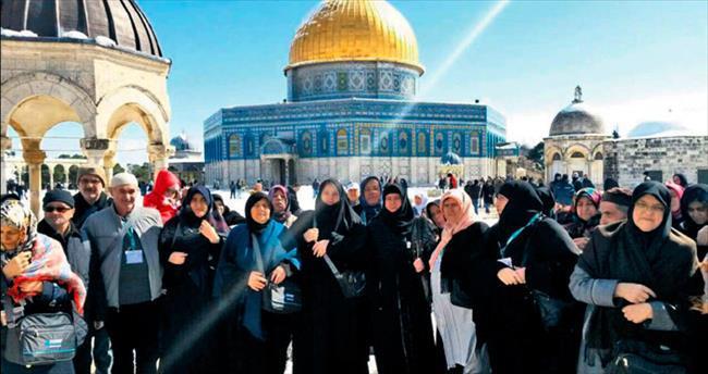 Önce Kudüs sonra Umre