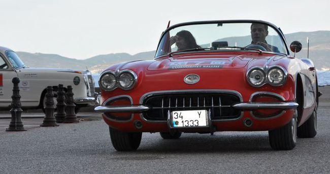 Büyüleyen klasik otomobiller Uniq İstanbul'a geliyor