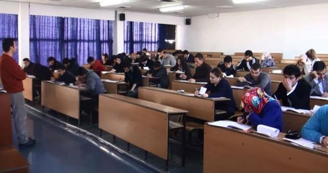 AÖF sınav tarihleri tekrar düzenlendi