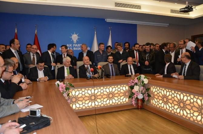 AK Parti Bursa Milletvekili Aday Listeleri Belli Oldu