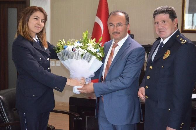 Başkan Köksoy, Polis Haftasını Kutladı