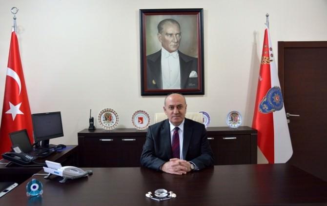 Bilecik'te Türk Polis Teşkilatı'nın Kuruluş Yıl Dönümü Etkinlikleri
