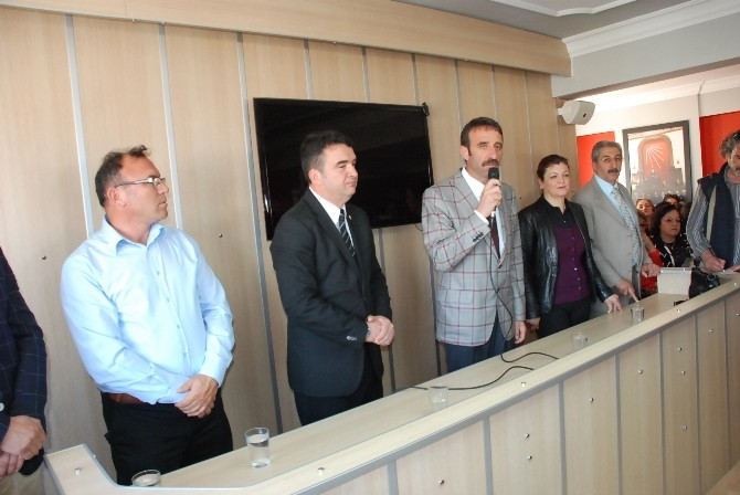 CHP'li Baydar, Didim'de Ziyaretlerde Bulundu