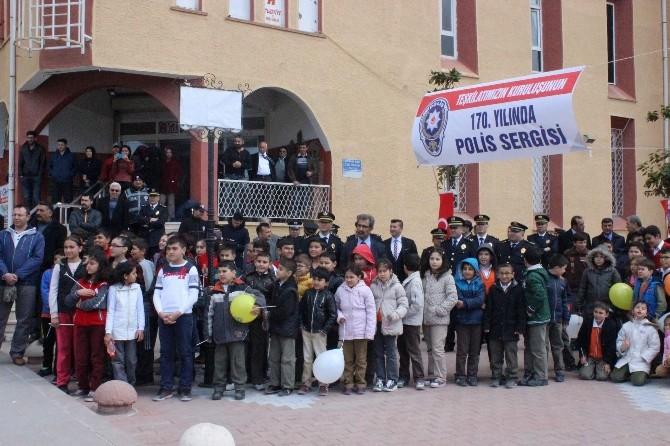 Polis Haftası Polis Sergisinin Açılışı İle Başladı