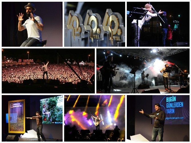 Ceo, İşadamı, Şarkıcı, Sporcu, Reklamcı, Fotoğrafçı, Sunucu OMÜ'de Buluştu