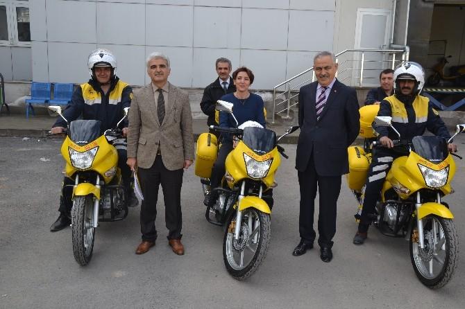 Kayseri PTT Başmüdürlüğüne Yeni Araç Teslim Töreni