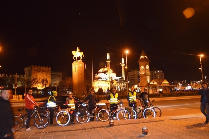 Seyyah Bisiklet Platformu Üyeleri, Bisikletli Ulaşımı Yaygınlaştırmak Adına 7 Günde 4 İl Gezecek