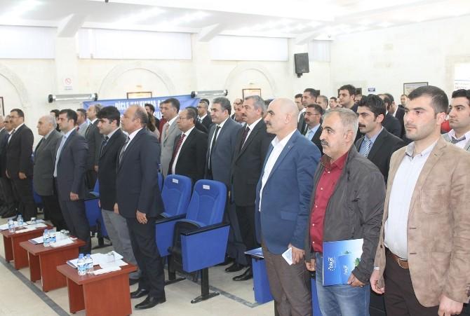 Mardin'de 'Meyveciliğin Geliştirilmesi Ortak Mali Destek Programı' Toplantısı Yapıldı