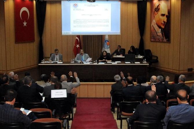 Akdeniz Belediyesi Meclisi, Nisan Ayı Toplantısını Gerçekleştirdi