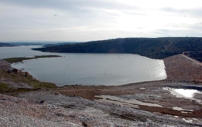 Beşkarış Barajı'nda Sona Yaklaşıldı