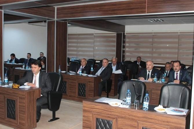 Sinop İl Genel Meclisi'nden 100 Maddelik Gündem