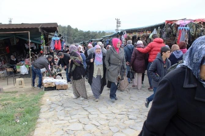 Yenipazar'dan Çanakkale'ye Çıkartma