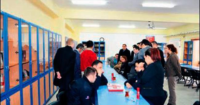 Mahkûm çocuklar Türk oyunu 'mangala' ile tanıştı