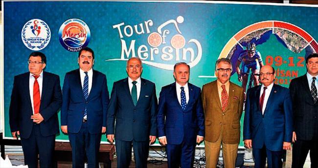 Mersin Bisiklet Turu 9 Nisan'da başlıyor