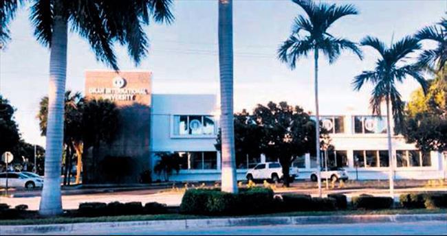 Miami'de Türk üniversitesi