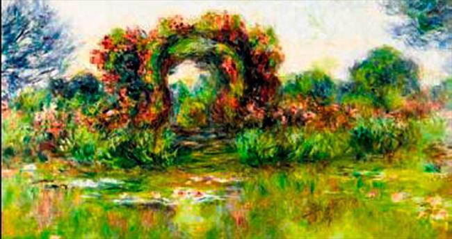 Müzayede gözdesi Monet tabloları