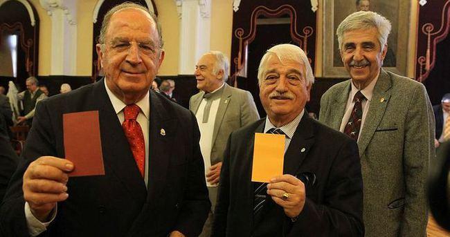 Galatasaray, Divan Kurulu başkanını seçiyor